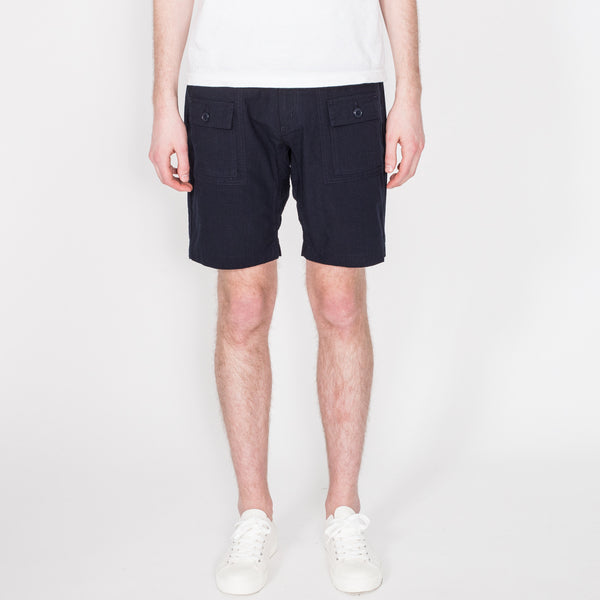Trek Shorts, Dark Navy