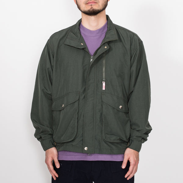 Weekend Jacket, Dark Olive
