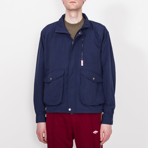 Weekend Jacket, Navy