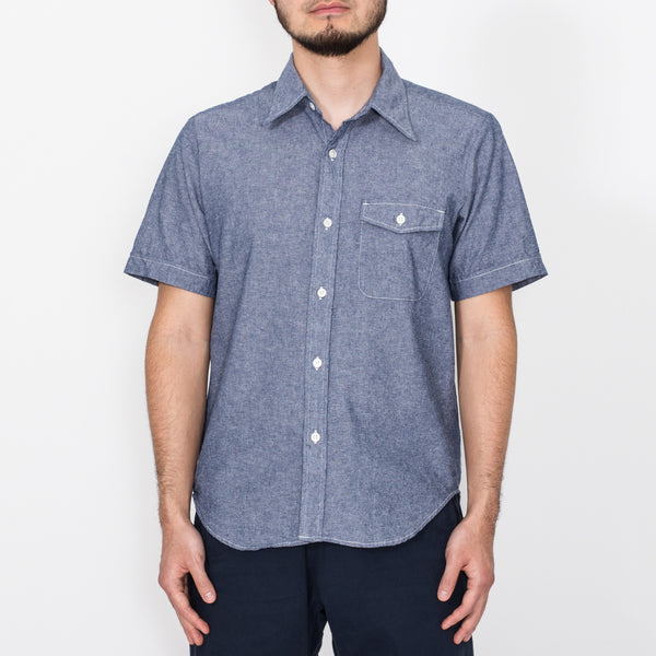 Weekend Shirt, Blue