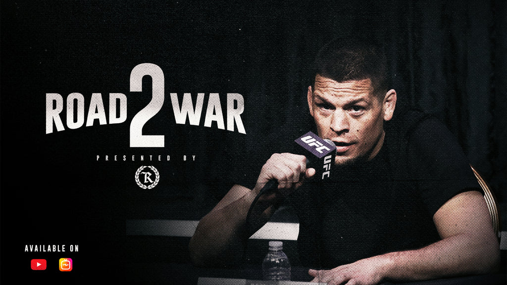 Road 2 War: Nate Diaz UFC 230 Press Conference at The Orpheum Los Angeles