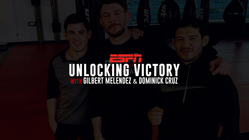 Gilbert Melendez New Show on ESPN 'Unlocking Victory' Starts Super Bowl Sunday