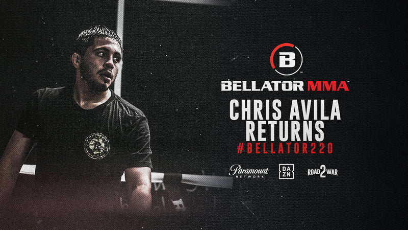 Chris Avila Returns to the Cage at Bellator 220