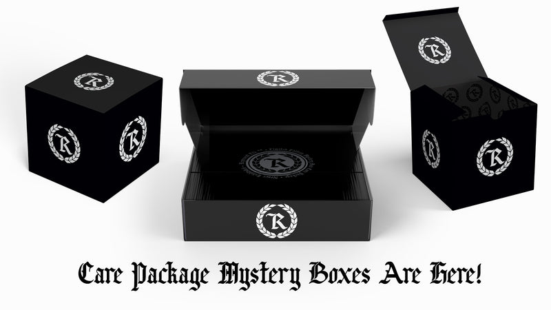 Care Package Mystery Boxes Are Here!