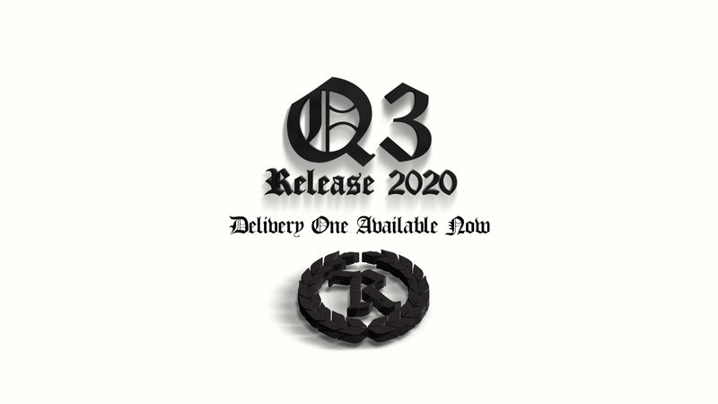 Q3 Release 2020 [FIRST DELIVERY] Available Now