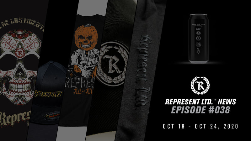 Represent Ltd.™ NEWS #038 | October 18 - October 24, 2020