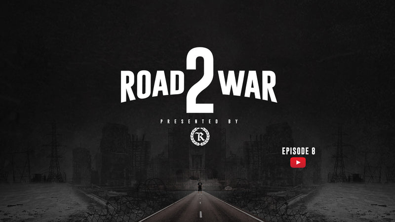 Road 2 War || Episode 8 || Nate Diaz || Las Vegas || UFC 202