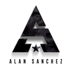 Alan Sanchez Boxing Logo