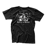 Nate Diaz Kill or be Killed Tee [Charcoal]