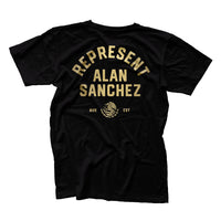 Alan Sanchez Official Fight Tee