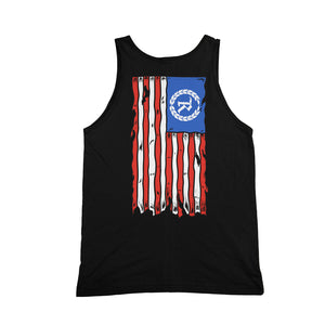 This is AMERICA Tank Top [BLACK] LIMITED EDITION