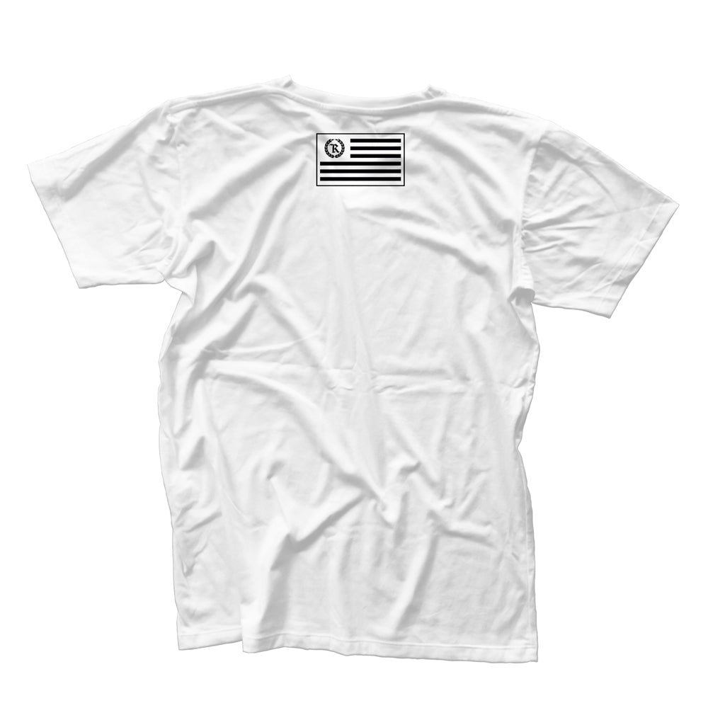 Make America REAL Again Tee [WHITE]