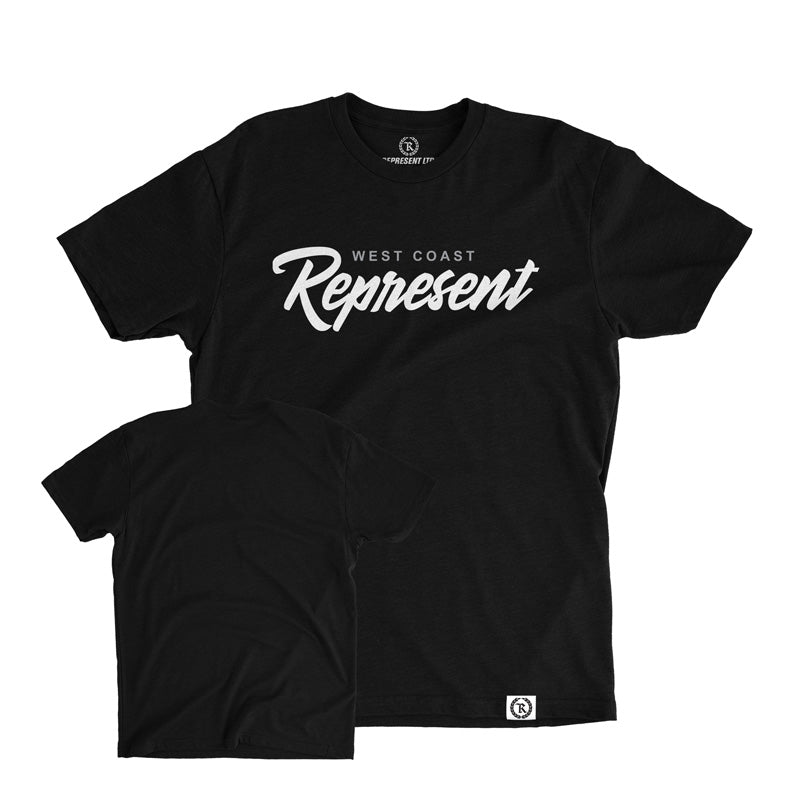 Tha West Coast Tee [BLACK]