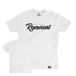 Tha West Coast Tee [WHITE]