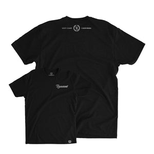 Tha West Clean Tee [BLACK]