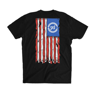 This is AMERICA Original Tee [BLACK] LIMITED EDITION
