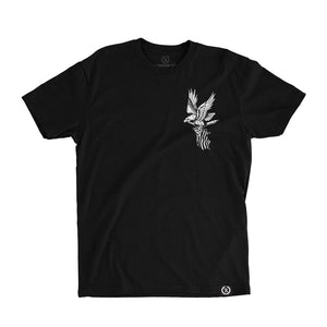 This is AMERICA Eagle Original Tee [BLACK] LIMITED EDITION