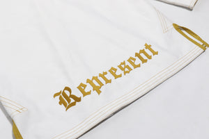 The Gold Standard Gi Kimono | CTRL X REPRESENT Limited Edition Collab