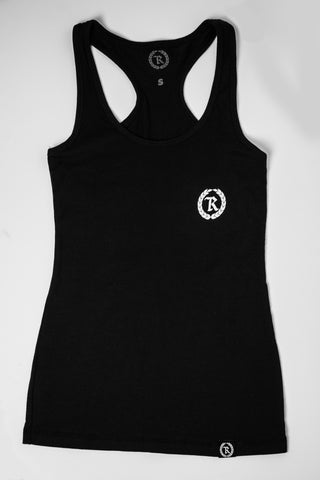 Black Shirt Gang Women's Racerback