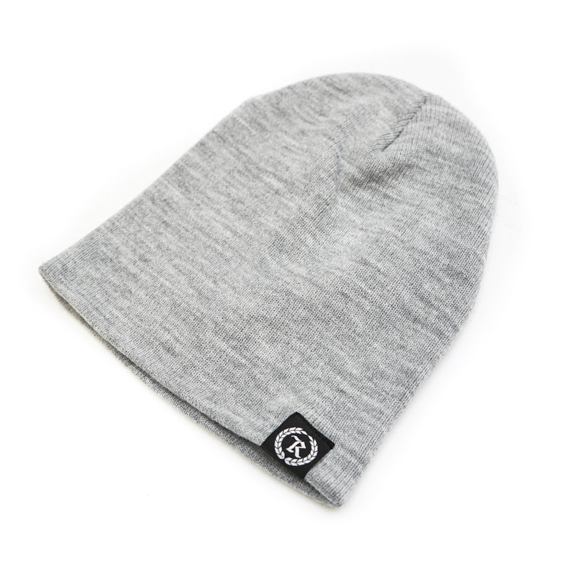 Represent Ltd.™ Woven Label Beanie [HEATHER GRAY]