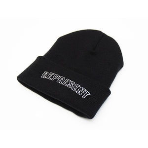 Fundamentals Cuff Beanie [BLACK]
