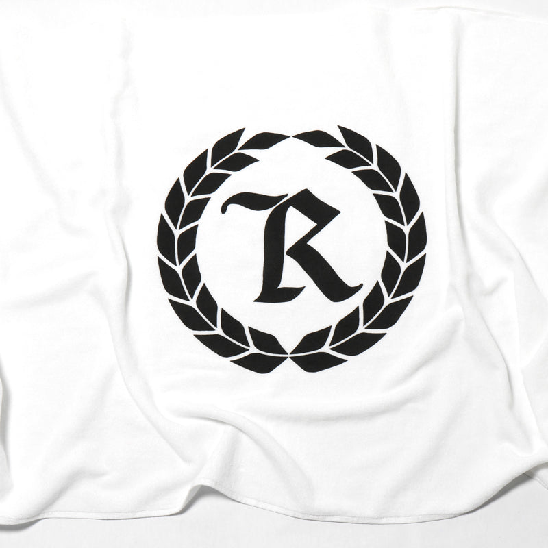 Represent Logo Beach Towel [WHITE]