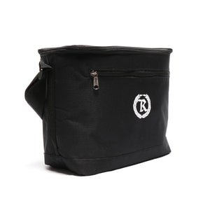 Black Gang Monogram Lunch Cooler [BLACK]