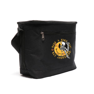 Have A Nice Day! 12-Pack Lunch Cooler [BLACK] LIMITED EDITION