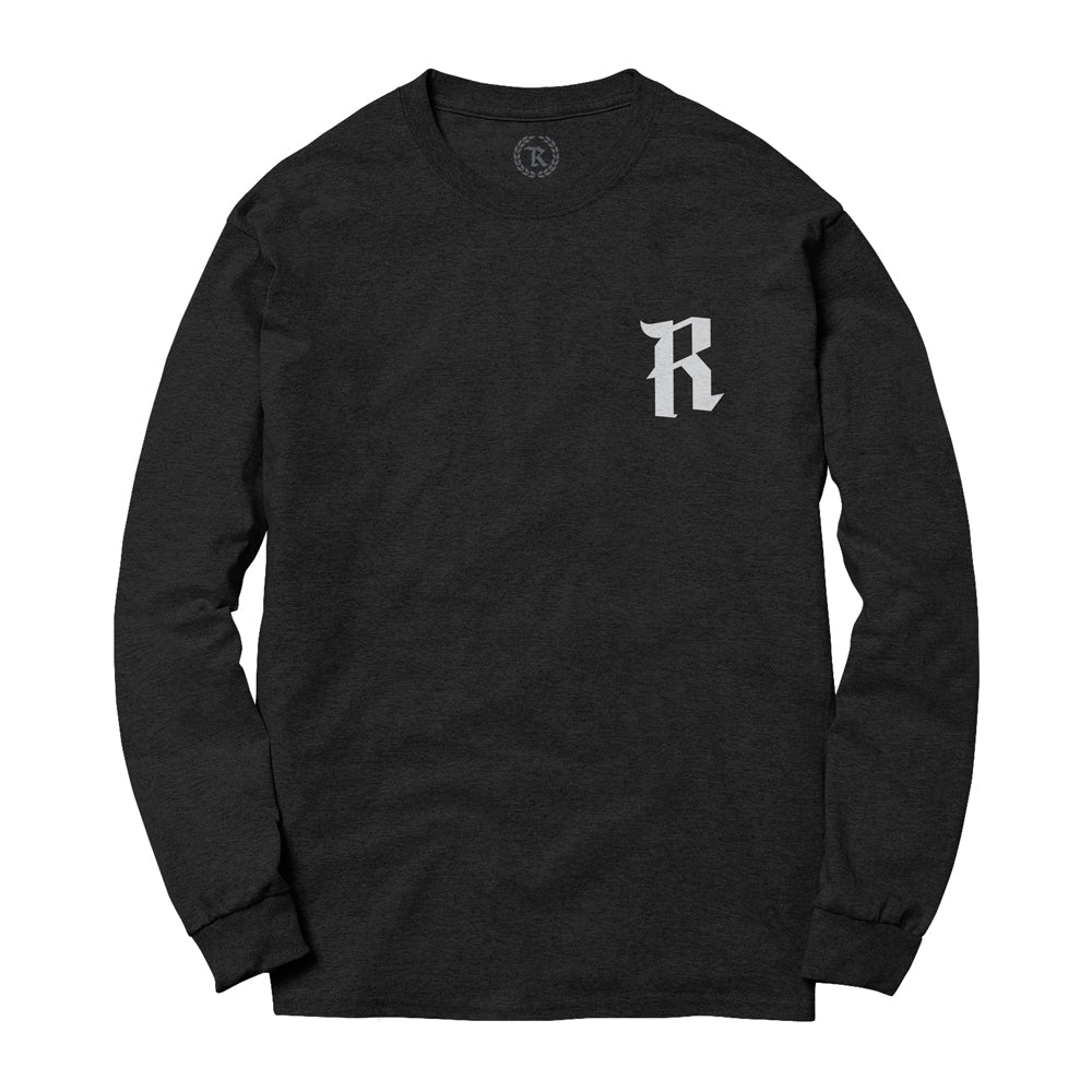 Black Baron Crewneck Sweatshirt [CHARCOAL]