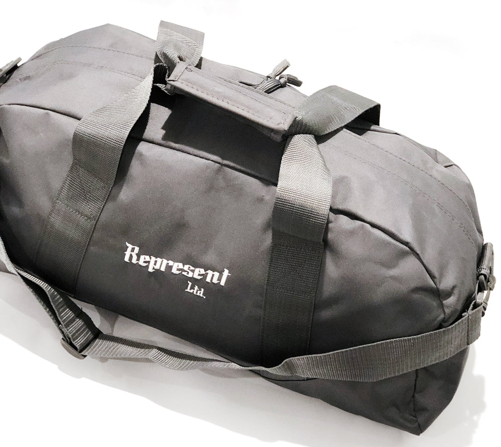 Black Baron Duffel Bag [GRAY]