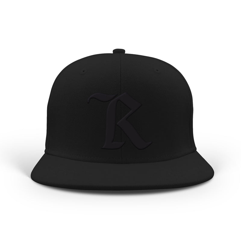 Original Classic Snapback [BLACK ON BLACK]