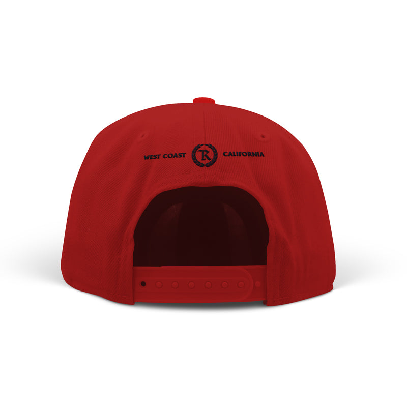 Navigate Snapback [RED]