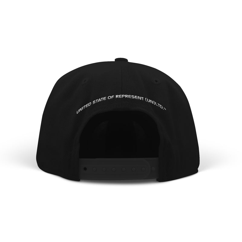 Just Left Houston Space Snapback [BLACK]