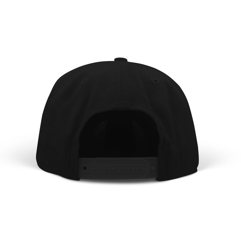 Psychedelic Ascension Snapback [BLACK]