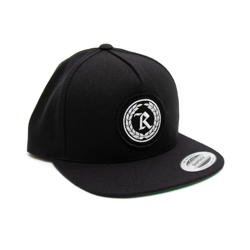 Never Established Patch Classic Snapback [BLACK]