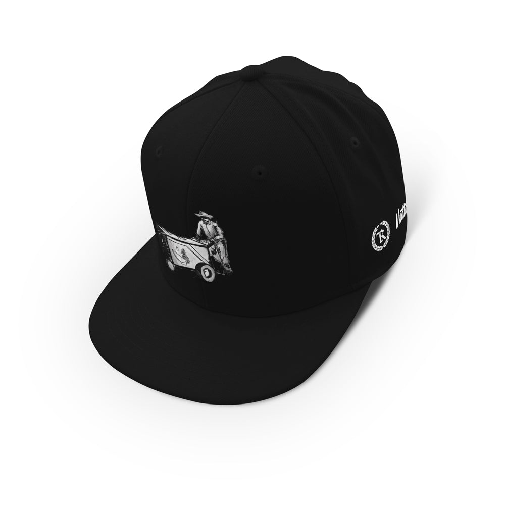 Protect The Hood Vndta Collab Classic Snapback [BLACK] LIMITED EDITION