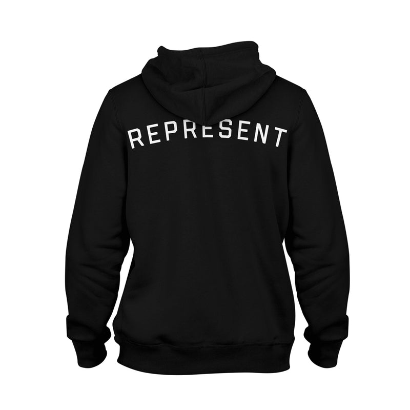 The Original Gang BW HD Imprint Midweight Pullover Hoodie [BLACK] COLLECTOR'S EDITION