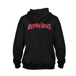 Navigate Heavy Pullover Hoodie [INFRARED]