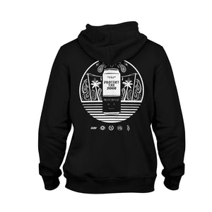 Protect The Hood Beer Collab Heavyweight Pullover Hoodie [BLACK] SPECIAL EDITION