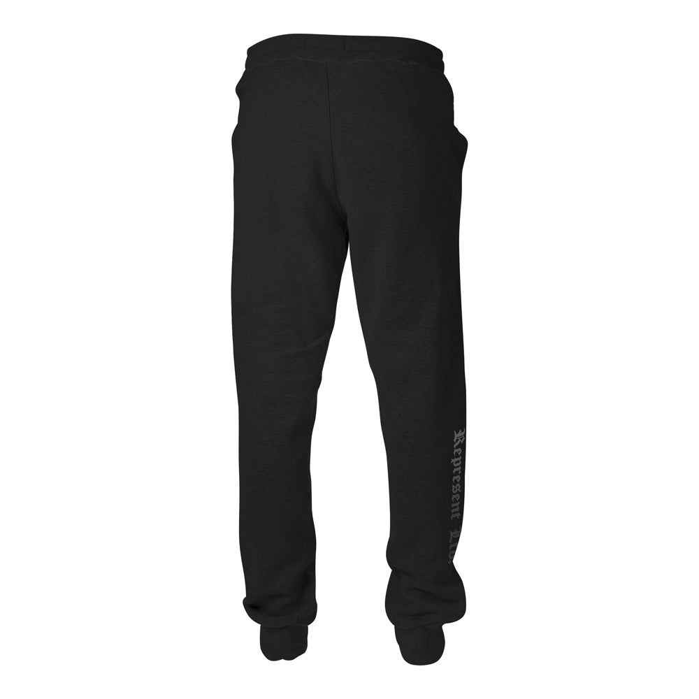 Blacked Out Gang Joggers [BLACK X BLACK]
