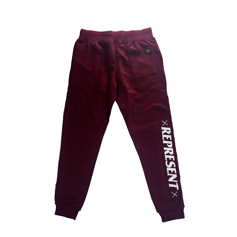 Bad Habits Joggers [BURGUNDY]