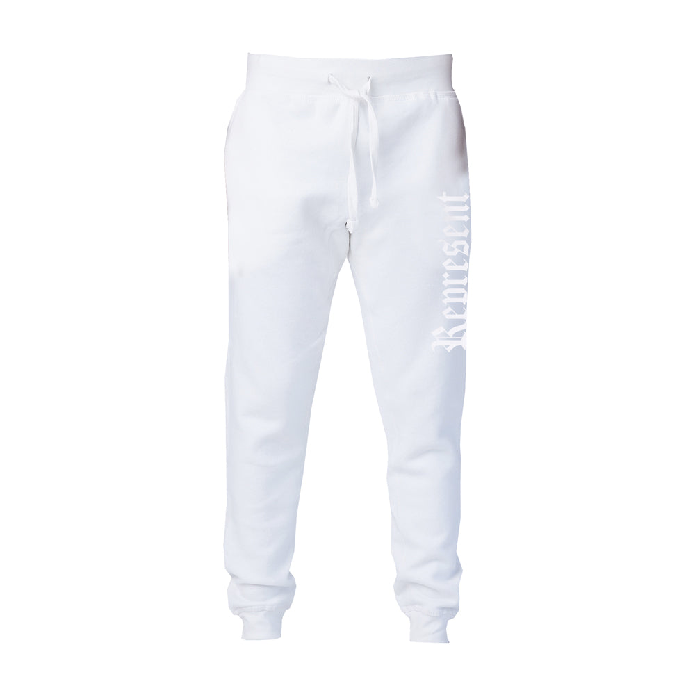 Original Classic White Out Joggers [WHITE X WHITE]