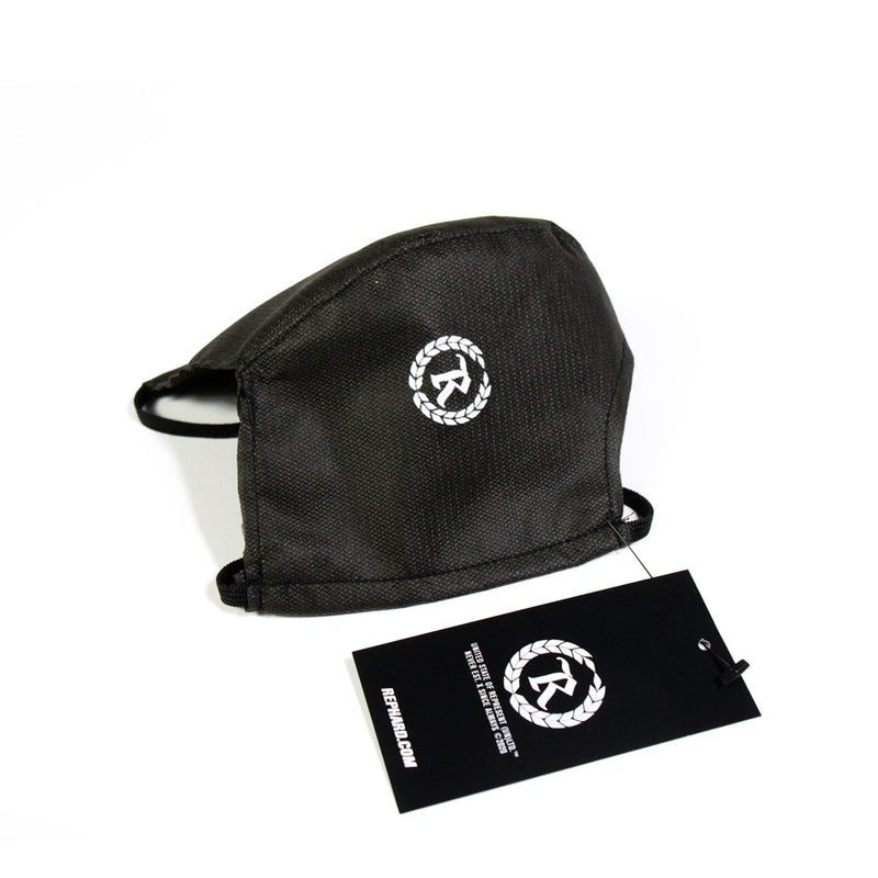 Original Classic Gang Fiber Dust Sanitary Mask [BLACK]