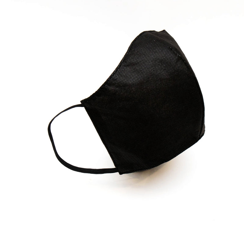 Real Ninjas Fiber Dust Sanitary Mask [BLACK]