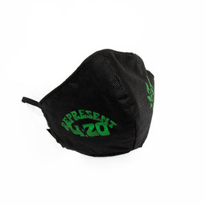 4:20 Twenty Twenty Capsule Fiber Dust Sanitary Mask [BLACK]