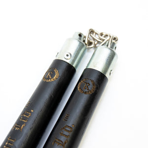 Original Classic Nunchucks [BLACK WOOD] LIMITED EDITION