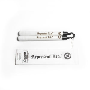 Original Classic Nunchucks [WHITE WOOD] LIMITED EDITION
