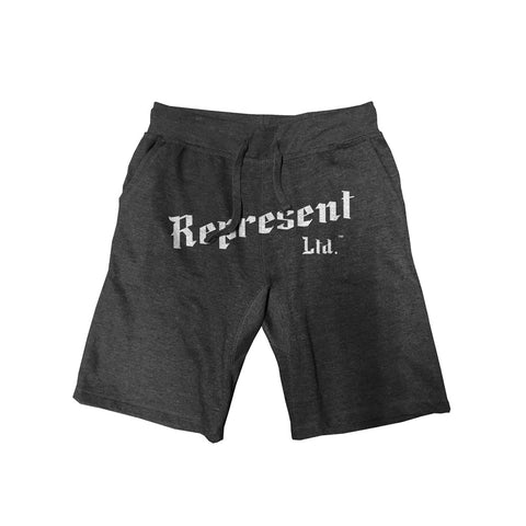 Black Baron Premium Shorts [Charcoal]