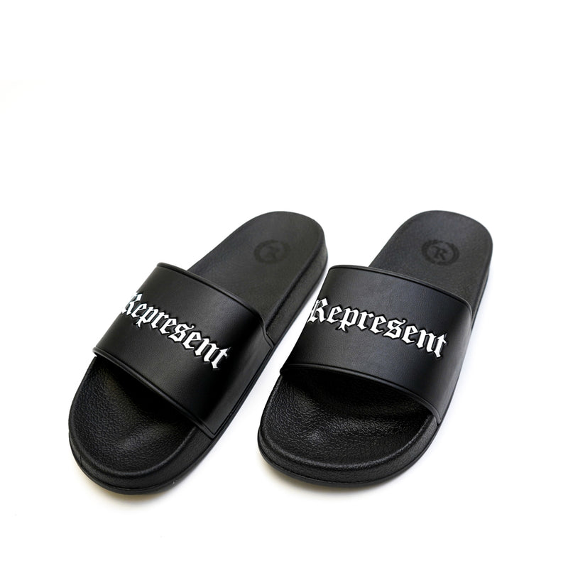 Original Classic Slides [BLACK X WHITE]
