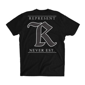 Medieval Original w/ HD Imprint Tee [BLACK] LIMITED BATCH